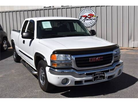 2004 GMC Sierra 1500 for sale at Chaparral Motors in Lubbock TX