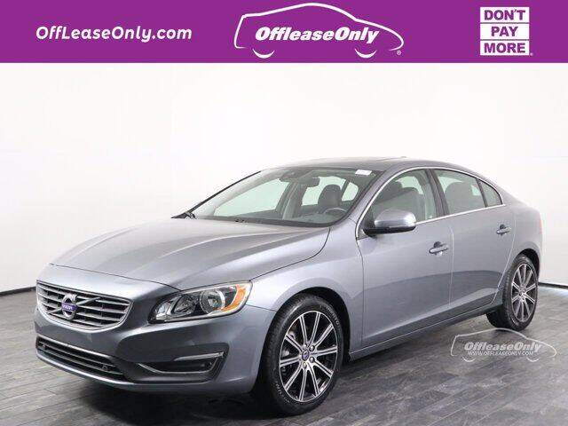 2017 Volvo S60 for sale in Orlando, FL