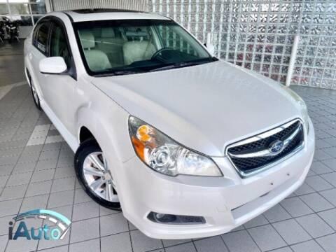 2011 Subaru Legacy for sale at iAuto in Cincinnati OH