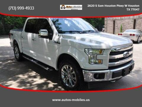 2017 Ford F-150 for sale at AUTOS-MOBILES in Houston TX