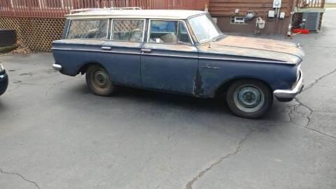 1962 AMC Rambler for sale at Classic Car Deals in Cadillac MI