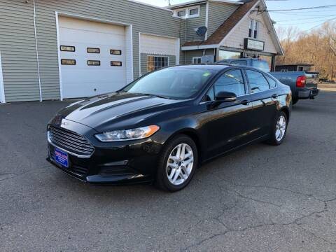 2014 Ford Fusion for sale at Prime Auto LLC in Bethany CT