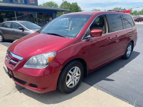2006 Honda Odyssey for sale at Wise Investments Auto Sales in Sellersburg IN