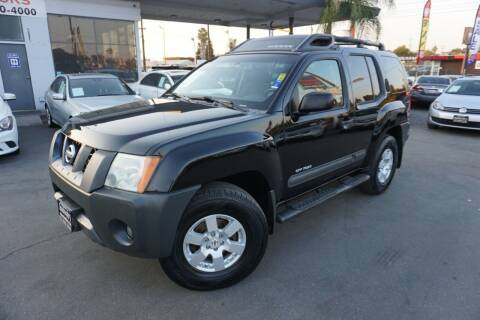2007 Nissan Xterra for sale at Industry Motors in Sacramento CA