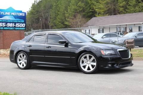 2012 Chrysler 300 for sale at Skyline Motors in Louisville TN