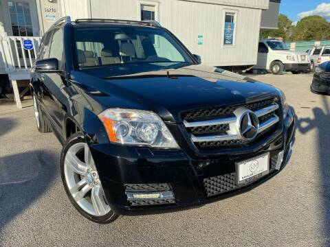 2012 Mercedes-Benz GLK for sale at KAYALAR MOTORS in Houston TX