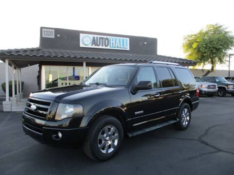 2007 Ford Expedition for sale at Auto Hall in Chandler AZ