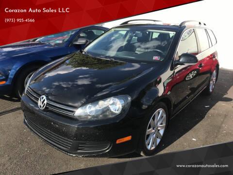 2012 Volkswagen Jetta for sale at Corazon Auto Sales LLC in Paterson NJ