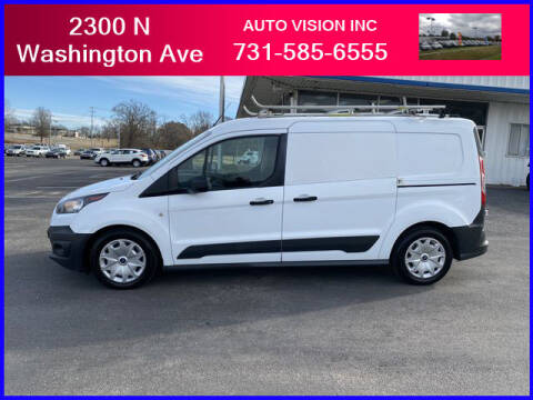 2017 Ford Transit Connect Cargo for sale at Auto Vision Inc. in Brownsville TN