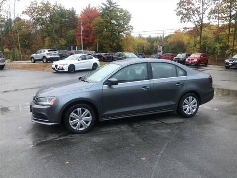 2017 Volkswagen Jetta for sale at North Berwick Auto Center in Berwick ME