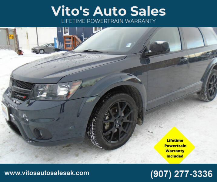 2018 Dodge Journey for sale at Vito's Auto Sales in Anchorage AK
