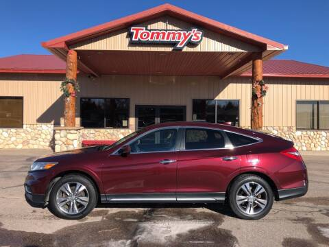 2014 Honda Crosstour for sale at Tommy's Car Lot in Chadron NE