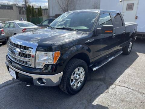 2013 Ford F-150 for sale at Exem United in Plainfield NJ
