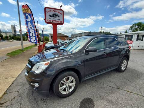 2015 Chevrolet Equinox for sale at Ford's Auto Sales in Kingsport TN