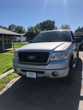 2007 Ford F-150 for sale at Rocket Cars Auto Sales LLC in Des Moines IA