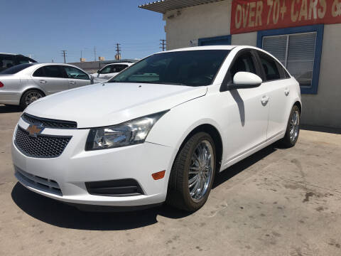 2011 Chevrolet Cruze for sale at Town and Country Motors in Mesa AZ