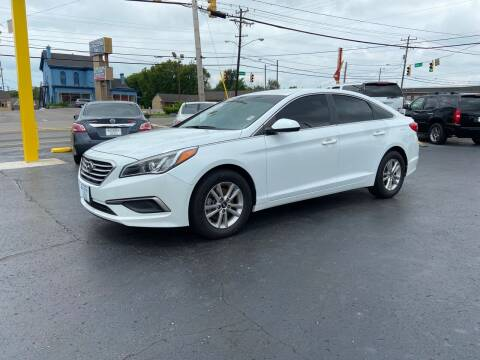 2016 Hyundai Sonata for sale at Rucker's Auto Sales Inc. in Nashville TN