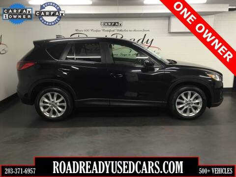 2014 Mazda CX-5 for sale at Road Ready Used Cars in Ansonia CT