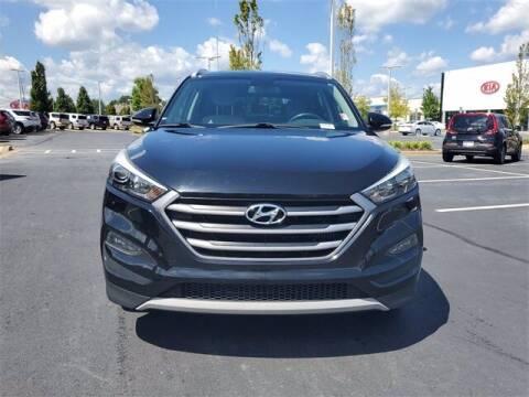 2017 Hyundai Tucson for sale at Lou Sobh Kia in Cumming GA