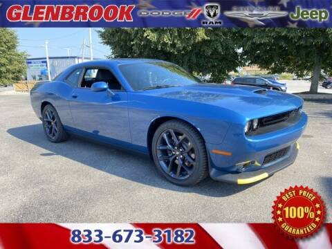 2020 Dodge Challenger for sale at Glenbrook Dodge Chrysler Jeep Ram and Fiat in Fort Wayne IN