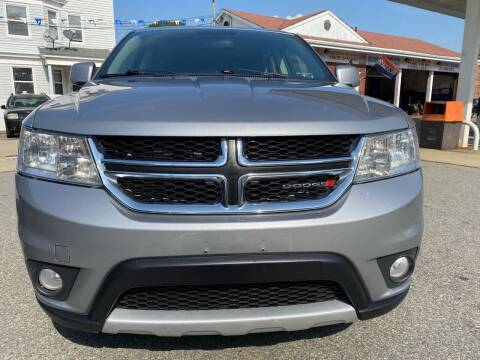 2015 Dodge Journey for sale at Tony's Gas & Repair Auto Sales in Fall River MA