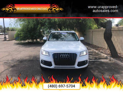 2014 Audi Q5 for sale at UR APPROVED AUTO SALES LLC in Tempe AZ