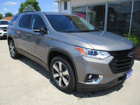 2019 Chevrolet Traverse for sale at Choice Auto in Carroll IA