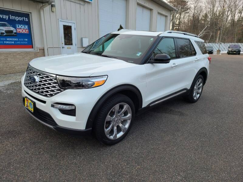 2020 Ford Explorer for sale at Medway Imports in Medway MA