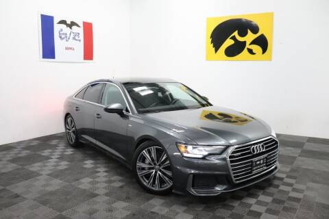2019 Audi A6 for sale at Carousel Auto Group in Iowa City IA