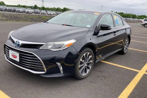 2016 Toyota Avalon Hybrid for sale at TRANS P in East Windsor CT