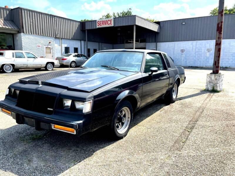 1987 Buick Regal for sale at Black Tie Classics in Stratford NJ