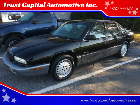 1996 Buick Regal for sale at Trust Capital Automotive Inc. in Covington GA
