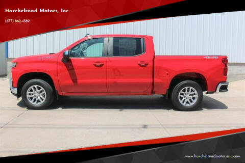 2020 Chevrolet Silverado 1500 for sale at Harchelroad Motors, Inc. in Wauneta NE