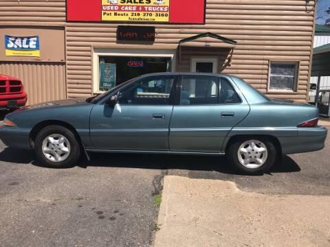 1996 Buick Skylark for sale at FCA Sales in Motley MN