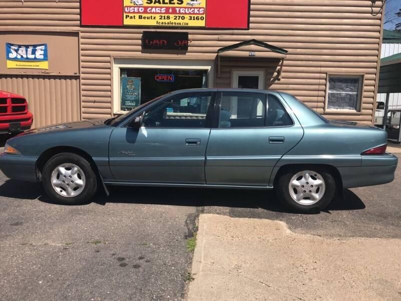 1996 Buick Skylark for sale in Motley, MN