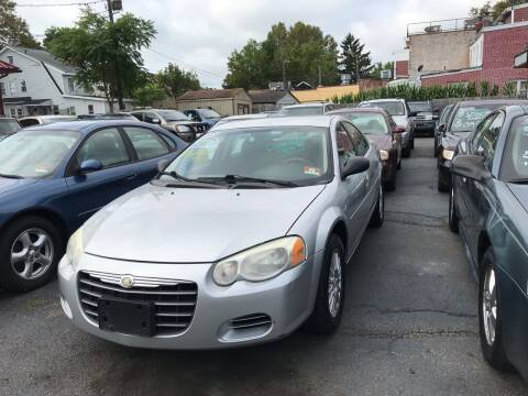2005 Chrysler Sebring for sale at Chambers Auto Sales LLC in Trenton NJ