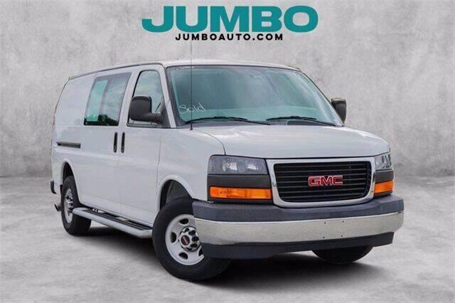 2017 GMC Savana Cargo for sale at Jumbo Auto & Truck Plaza in Hollywood FL