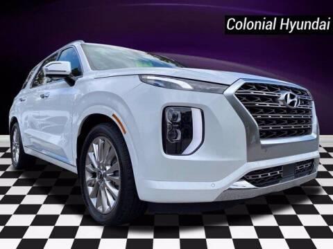 2020 Hyundai Palisade for sale at Colonial Hyundai in Downingtown PA