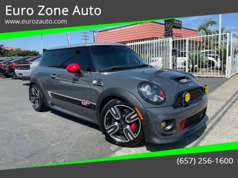 2013 MINI Hardtop for sale at Euro Zone Auto in Stanton CA