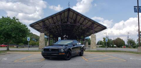 2007 Ford Mustang for sale at D&C Motor Company LLC in Merriam KS