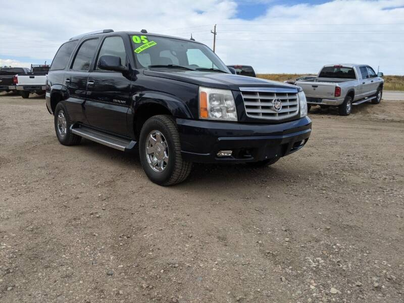 2005 Cadillac Escalade for sale at HORSEPOWER AUTO BROKERS in Fort Collins CO