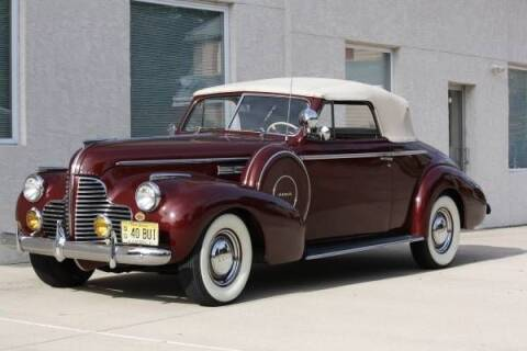 1940 Buick Century for sale at Classic Car Deals in Cadillac MI