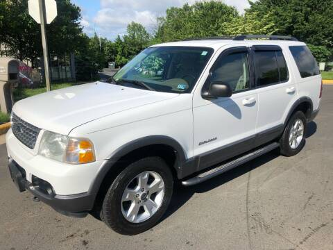 2004 Ford Explorer for sale at Dreams Auto Group LLC in Sterling VA