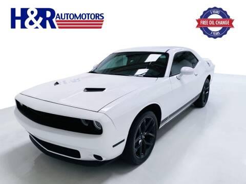 2019 Dodge Challenger for sale at H&R Auto Motors in San Antonio TX