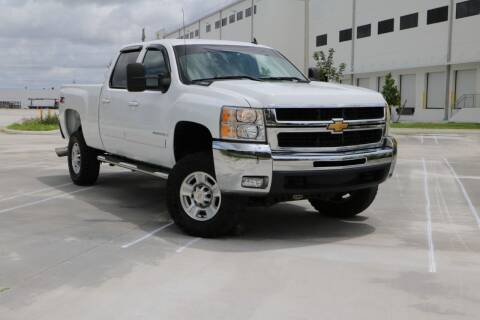 2008 Chevrolet Silverado 2500HD for sale at Ven-Usa Autosales Inc in Miami FL