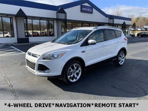 2016 Ford Escape for sale at Impex Auto Sales in Greensboro NC