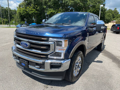 2020 Ford F-250 Super Duty for sale at Capital City Imports in Tallahassee FL