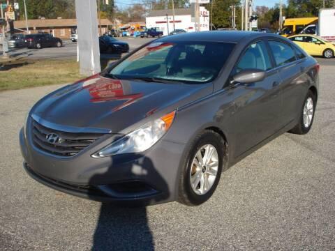 2011 Hyundai Sonata for sale at Uniworld Auto Sales LLC. in Greensboro NC