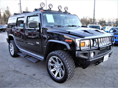 2003 HUMMER H2 for sale at Stallion Auto Sales llc in Roseville CA