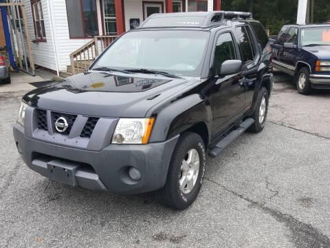 2007 Nissan Xterra for sale at Premier Auto Sales Inc. in Newport News VA